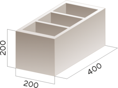 Вентиляционный блок (вентблок) КС-ПС-3 - трёхканальный