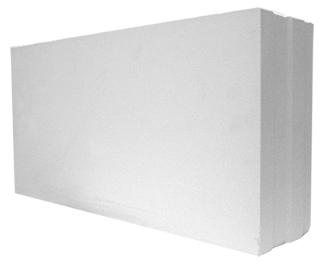 Пазогребневая плита силикатная перегородочная СППо М125- М150/1,8 (498х70х249)