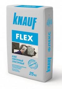 Эластичный клей для плитки Кнауф Флекс (Knauf Flex), 25кг