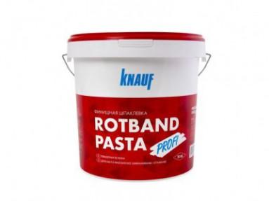 Шпаклевка финишная Кнауф (Knauf) Ротбанд-Паста Профи, 18кг