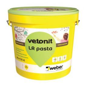 Шпаклевка финишная Вебер.Ветонит ЛР Паста (weber.vetonit LR Pasta), 20кг