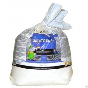 Шпаклевка Лакра масляно-клеевая, пакет 15кг