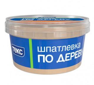 Шпатлевка по дереву ПРОФИ береза 0,75кг ТЕКС (16шт/уп)