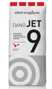 Шпаклевка финишная ДаноДжет 9 (DanoJET 9), 20кг