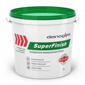 Шпаклевка финишная Шитрок СуперФиниш (Sheetrock SuperFinish) 3л, 5,0кг