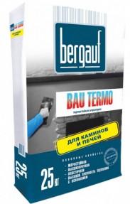 Штукатурка термостойкая Бергауф Бау Термо (Bergaif Bau Termo), 25кг