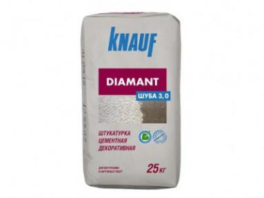 Штукатурка Кнауф Диамант Шуба 3,0мм (Knauf Diamant Шуба 3,0мм), 25кг