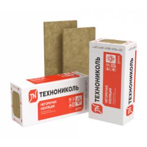 Минераловатная теплоизоляция ТехноРуф Н30 110кг/м3 (1200*600*150х2; 0,216м3/уп)
