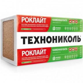 Минераловатная плита Роклайт 30кг/м3 (1200*600*100х6; 0,432м3/уп)