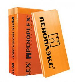 Плита пенополистирольная экструзионная Пеноплэкс 45 (2400*600*100х4; 0,576м3/уп)