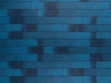 Черепица Нордленд Классик синий с отливом (3,50м2/уп)