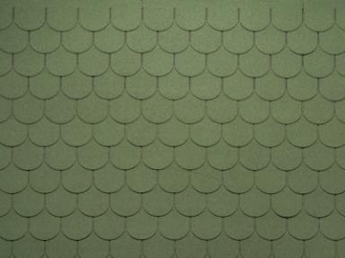 Черепица Нордленд Антик зеленый с отливом (3,50м2/уп)