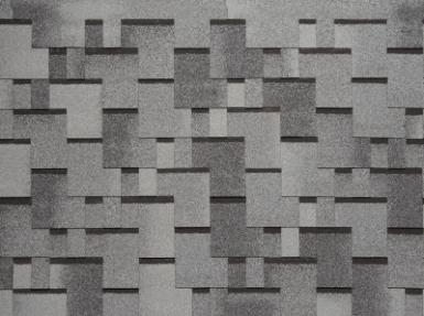 Черепица Нордленд Альпин серый с отливом (3,45м2/уп)
