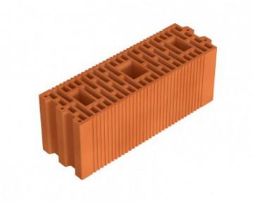 Керамический блок (камень) крупноформатный POROKAM 9,0НФ
